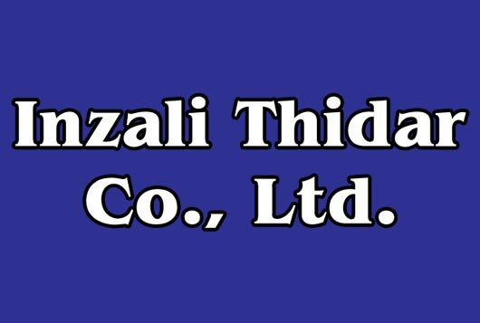 Inzali Thidar Co., Ltd. Fashion & Ladies Wear