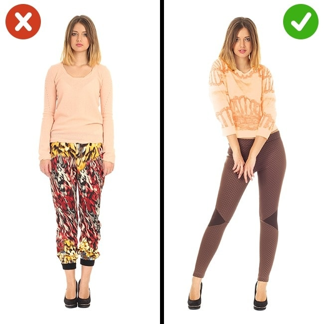 Pants with large prints min