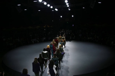 Mercedes-Benz Fashion Week Tbilisi 2018